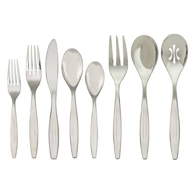 Nambe 43 Piece Grace  Flatware Set