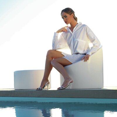 Gandia Blasco Lipstick Longchair Seating Group