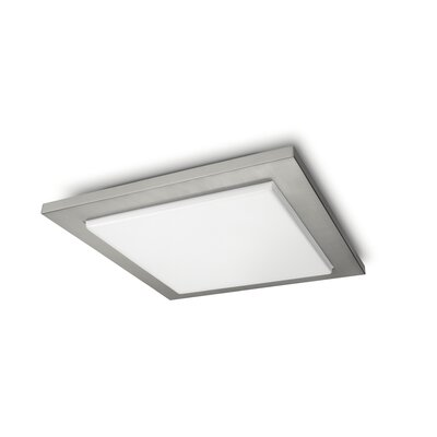 "Philips Consumer Luminaire 17.7"" 1 Light Flush Mount"