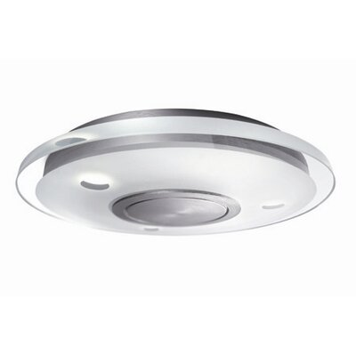 Philips Consumer Luminaire 2 Light Dimmable Semi Flush Mount