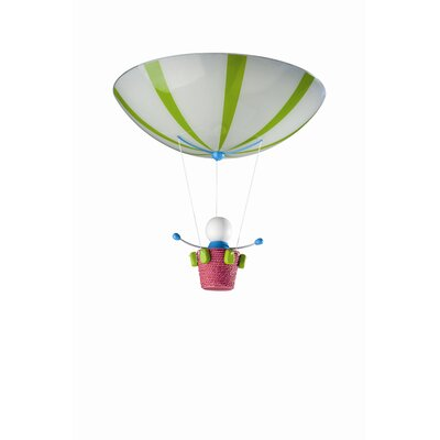 Philips Consumer Luminaire Kidsplace 2 Light Ceiling Lamp