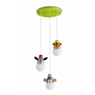 Philips Consumer Luminaire Kidsplace 3 Light Pendant