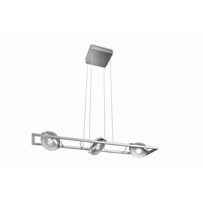 Philips Consumer Luminaire Ledino 3 Light Pendant