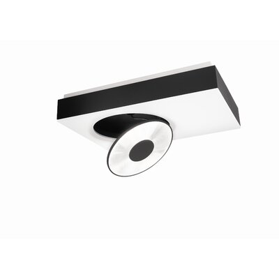 Philips Consumer Luminaire Circulis 1 Light Flush Mount