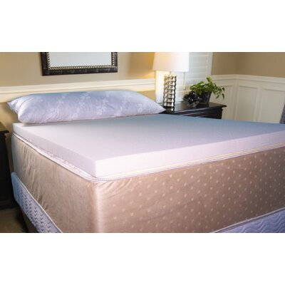 "Eclipse Perfection Rest 2-4"" Memory Foam Topper"