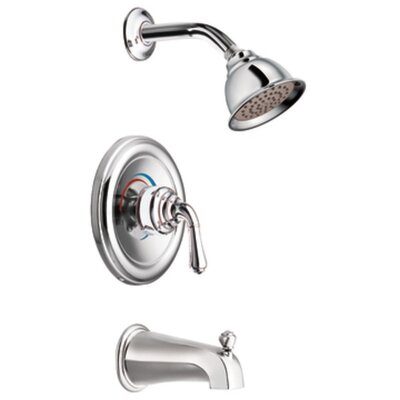 Moen Monticello Single Handle Pressure Balance Tub and Shower Trim