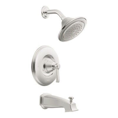 Moen Rothbury Posi-Temp Pressure Balance Tub and Shower Faucet