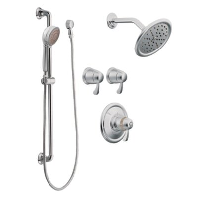 Moen Exact Temp Transfer Vertical Spa