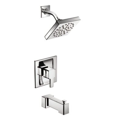 Moen 90 Degree Posi-Temp Eco-Performance Tub Shower Faucet