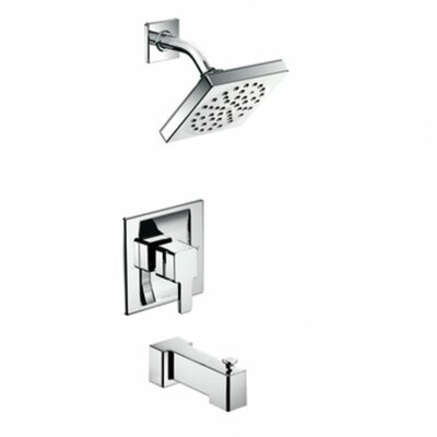 Moen 90 Degree Moentrol Tub Shower Faucet