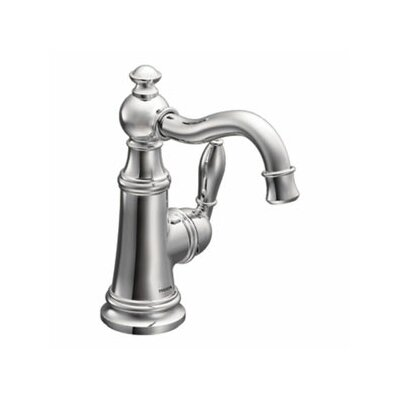 Weymouth One-Handle High Arc Bathroom Faucet - S42107