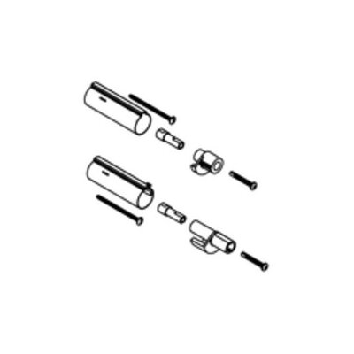 Moen Monticello Three Function Transfer Valve Extension Kit