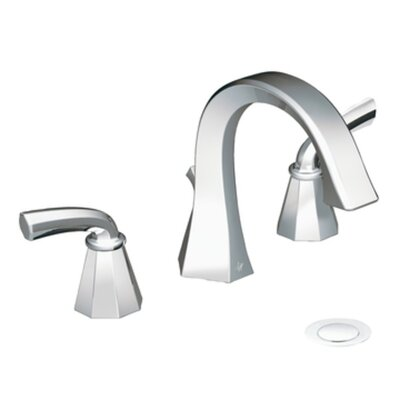 Kraus Bathroom Combos Widespread Waterfall Fantasia Faucet With Double Lever