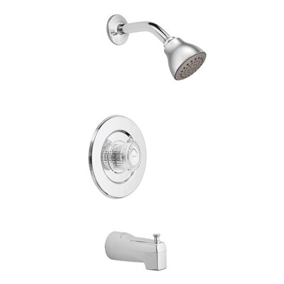 Moen Chateau Single Handle Shower and Tub Shower Faucet Trim
