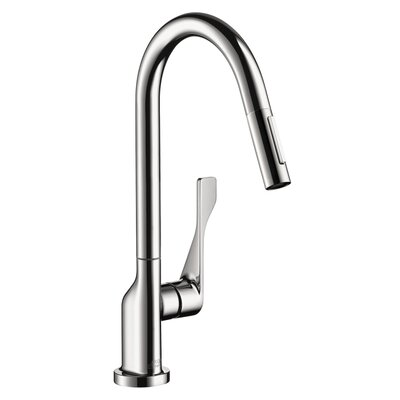 Hansgrohe Axor Citterio One Handle Single-Hole Kitchen Faucet