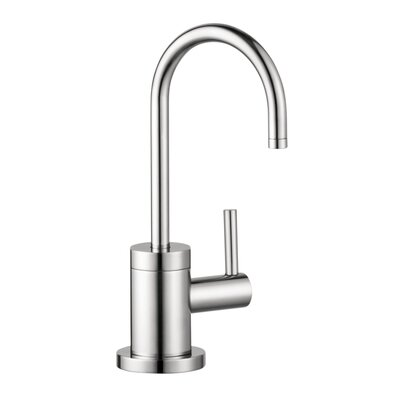 S Beverage One Handle Single Hole Cold Water Dispenser Faucet