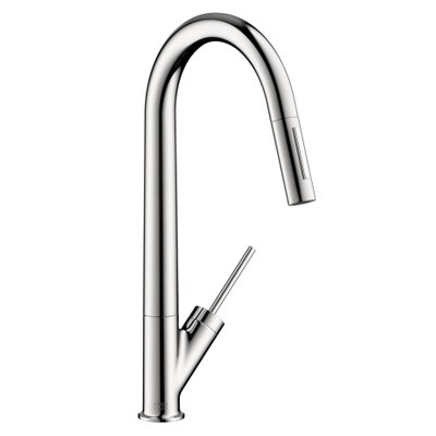 Hansgrohe Axor Starck HighArc Single Handle Single Hole Kitchen Faucet