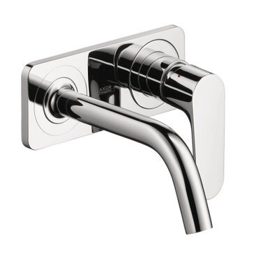 Hansgrohe Axor Citterio M Single Handle Wall Mounted with Baseplate