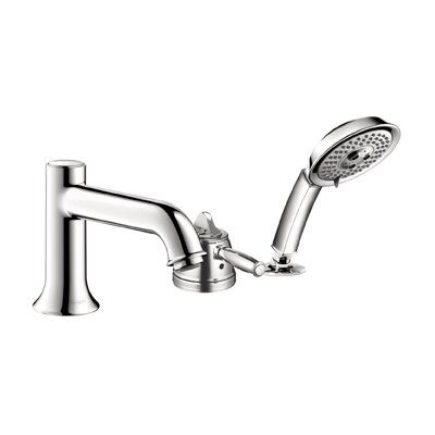 Hansgrohe Talis C Single Handle Dual Function Roman Tub Faucet and Hand Shower