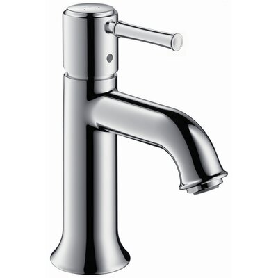 Hansgrohe Talis Classic Single Hole Bathroom Faucet with Single Handle