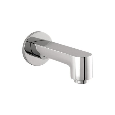 Hansgrohe Euroaktiv Wall Mount Tub Spout Trim