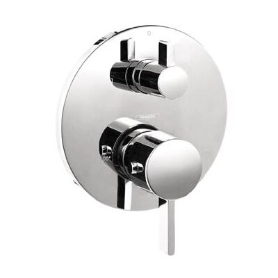 Hansgrohe S Thermostatic Trim with Volume Control