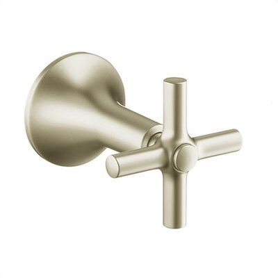 Hansgrohe Axor Terrano Volume Control Valve with Cross Handle