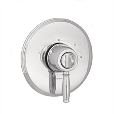 Hansgrohe Retroaktiv ThermoBalance III Dual Control Shower and Tub Faucet Trim