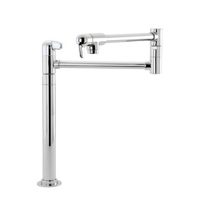 Allegro E Deck-Mounted Single Handle Single Hole Pot Filler Faucet