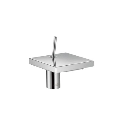 "Hansgrohe Axor Starck X Single Hole Bathroom Faucet with Single Handle, 4"" Base"