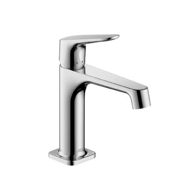 Hansgrohe Axor Citterio M Single Hole Medium Bathroom Faucet with Single Handle