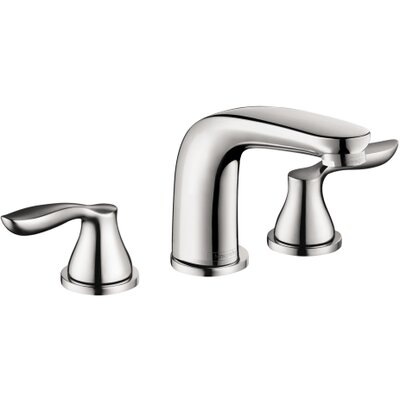Hansgrohe Solaris E Double Handle Deck Mount Roman Tub Faucet Trim Lever Handle