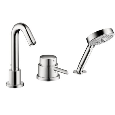 Hansgrohe Talis S Single Handle Dual Function Roman Tub Faucet and Hand Shower