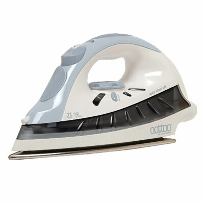 Euro Cuisine 1500 Watts Steam and Dry Iron