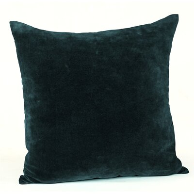Velvet Cushion in Teal