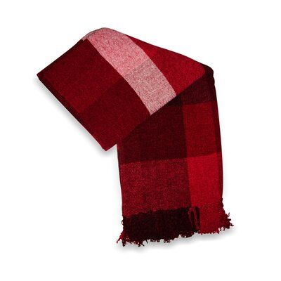 Jovi Home Scotch Chenille Viscose Throw