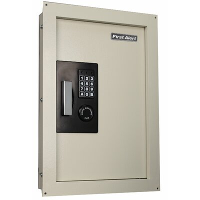 Anti-Theft Digital Electronic Lock Wall Safe [0.43 CuFt]
