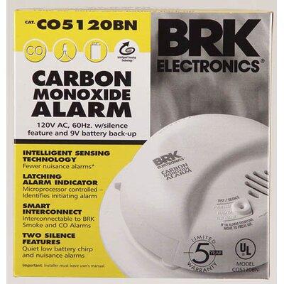 First Alert AC Powered Carbon Monoxide Alarm