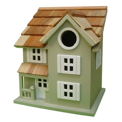 Fledgling Series Townhouse Birdhouse