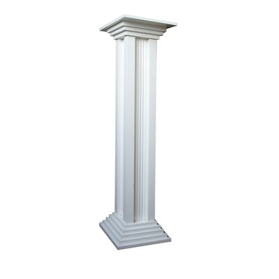 Home Bazaar Pedestal for Victorian Column Bird House