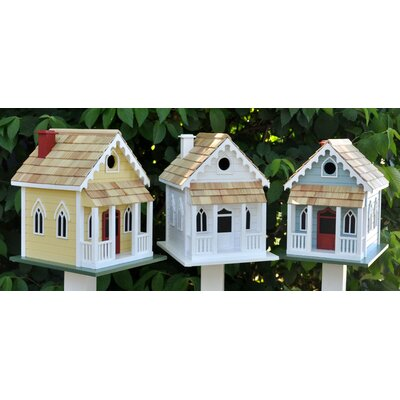 Home Bazaar Chatham Cottage Bird House