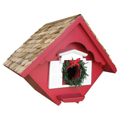 Home Bazaar Holiday Offerings Christmas Wren House
