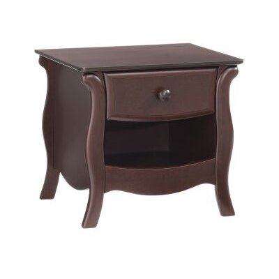 Natart Bella 1 Drawer Nightstand