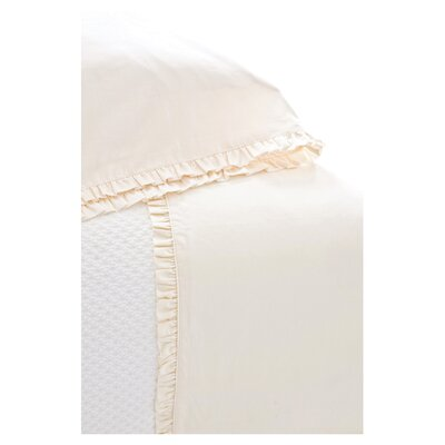 Classic Ruffle 200 Thread Count Sheet Set