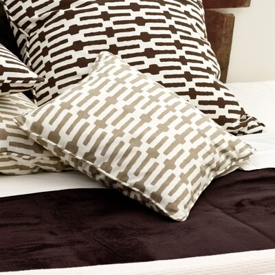 Pine Cone Hill Neutral Territory Links Decorative Pillow
