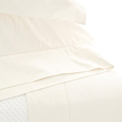 Classic Hemstitch 400 Thread Count Sheet Set