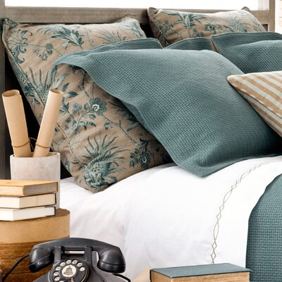 Pine Cone Hill Sarala Decorative Pillow in Slate