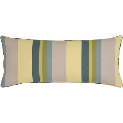 April Stripe Double Boudoir Pillow