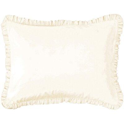 Pine Cone Hill Classic Ruffle Boudoir Pillow