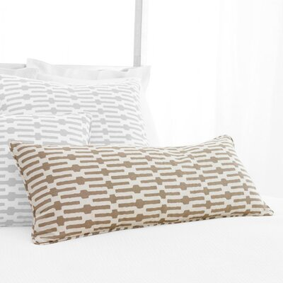 <strong>Pine Cone Hill</strong> Neutral Territory Links Double Boudoir Decorative Pillow